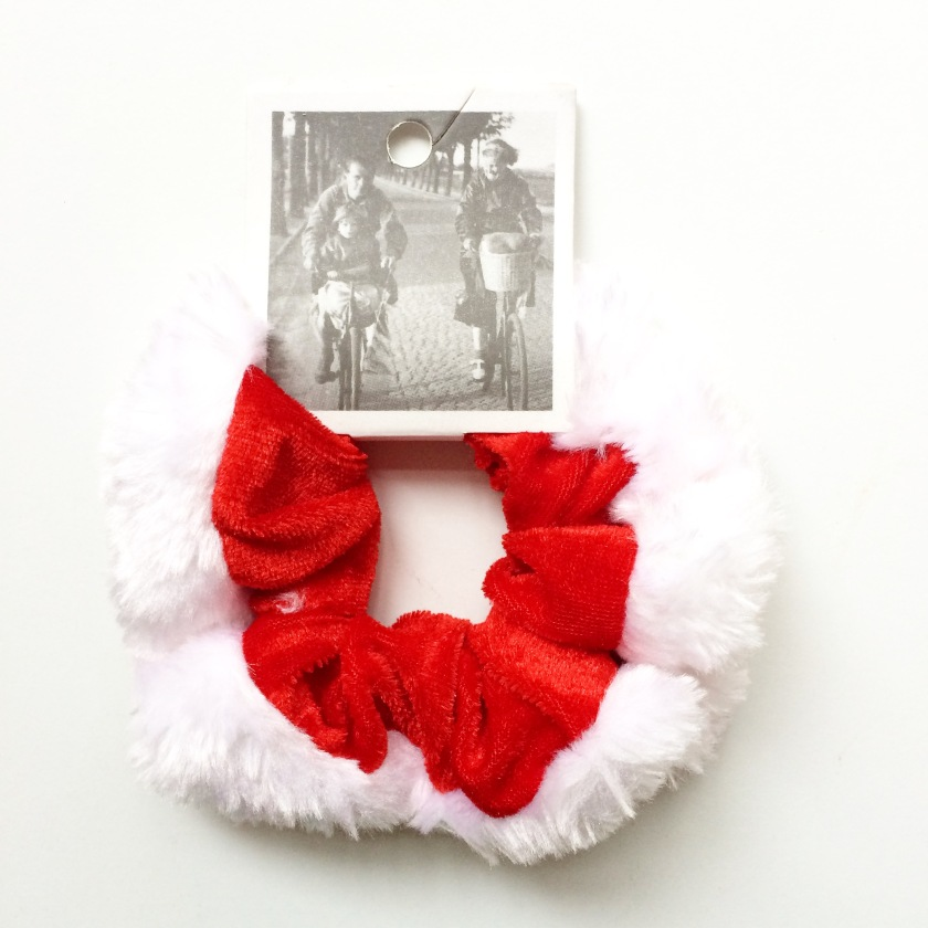 Christmas Scrunchie from Tiger