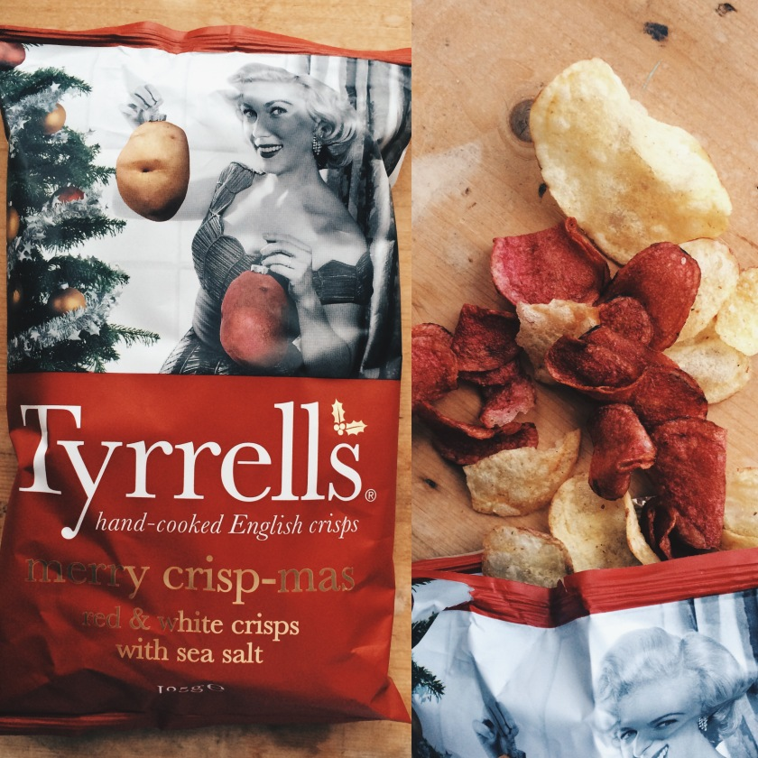Tyrrell's Christmas Crisps