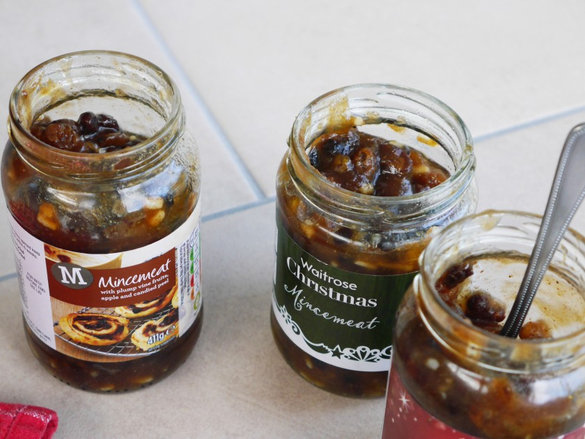 Mincemeat Supermarket Taste Test