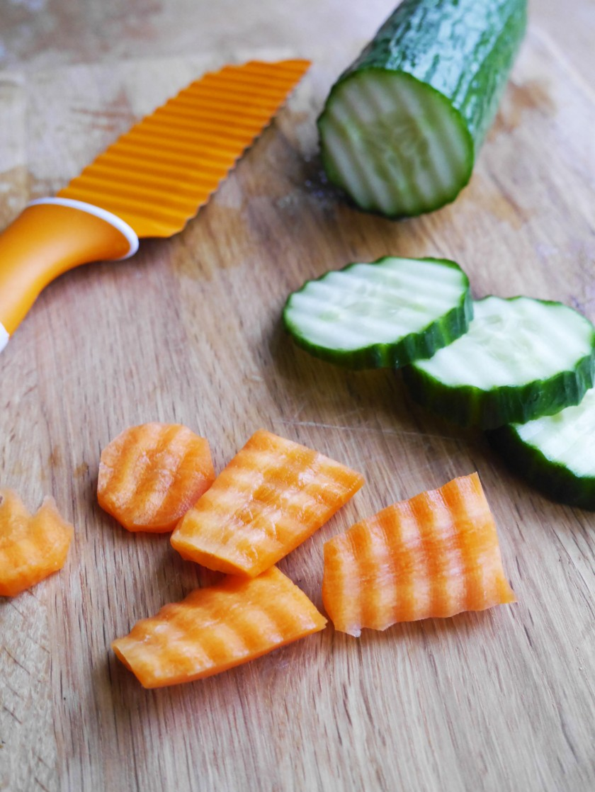 Crinkle Cut Knife