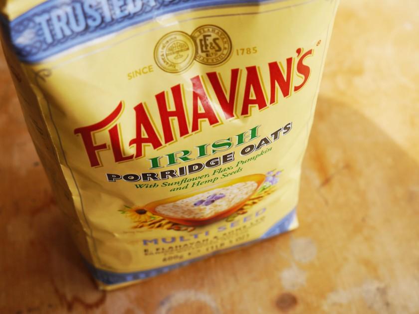 Multi Seed Porridge Oats from Flahavan's
