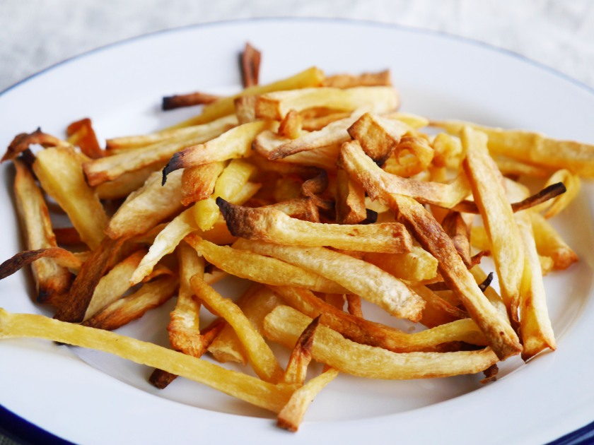Perfect Skinny Parsnip Fries