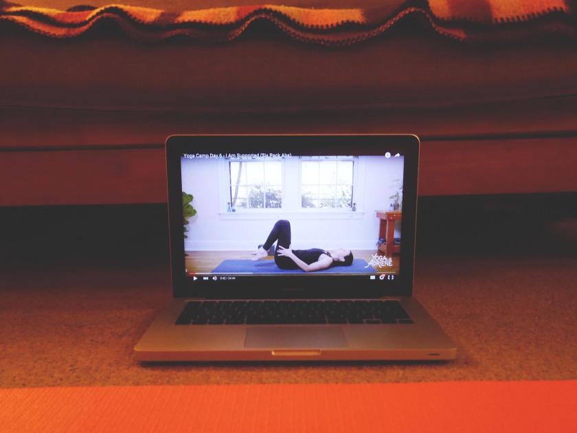 Yoga with Adriene Yoga Camp