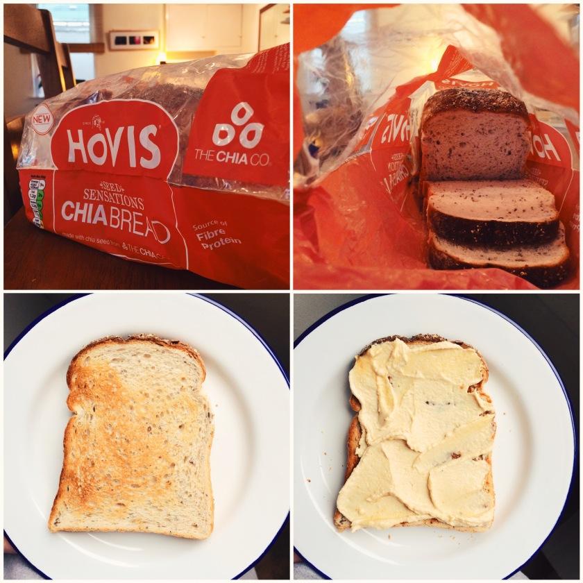Hovis Chia Bread