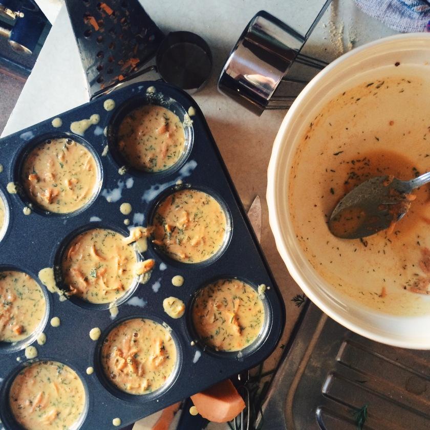 Vegan Quiche with Chickpea Flour