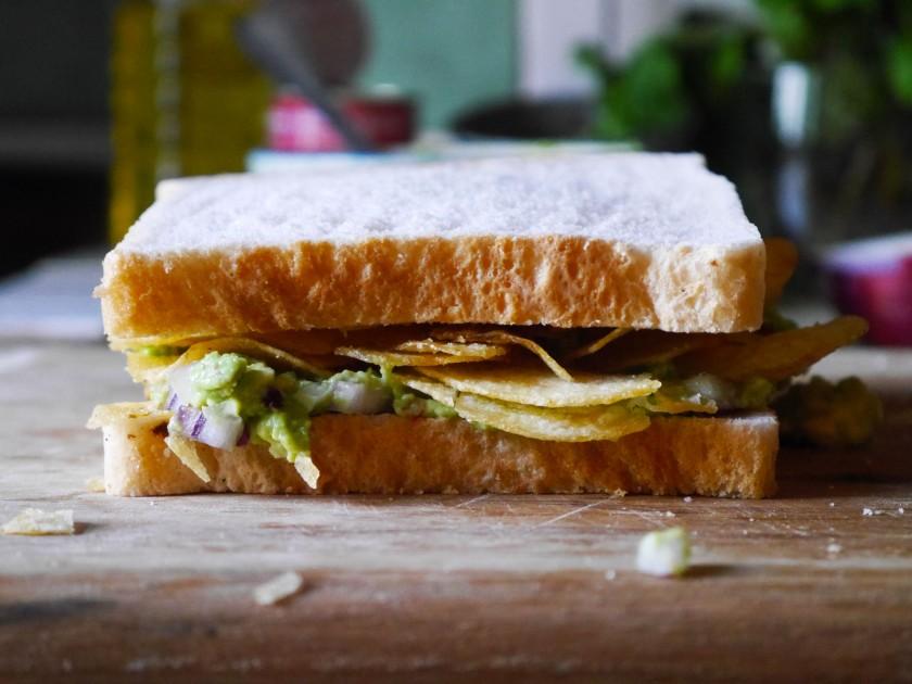 Vegan Crisp Sandwich