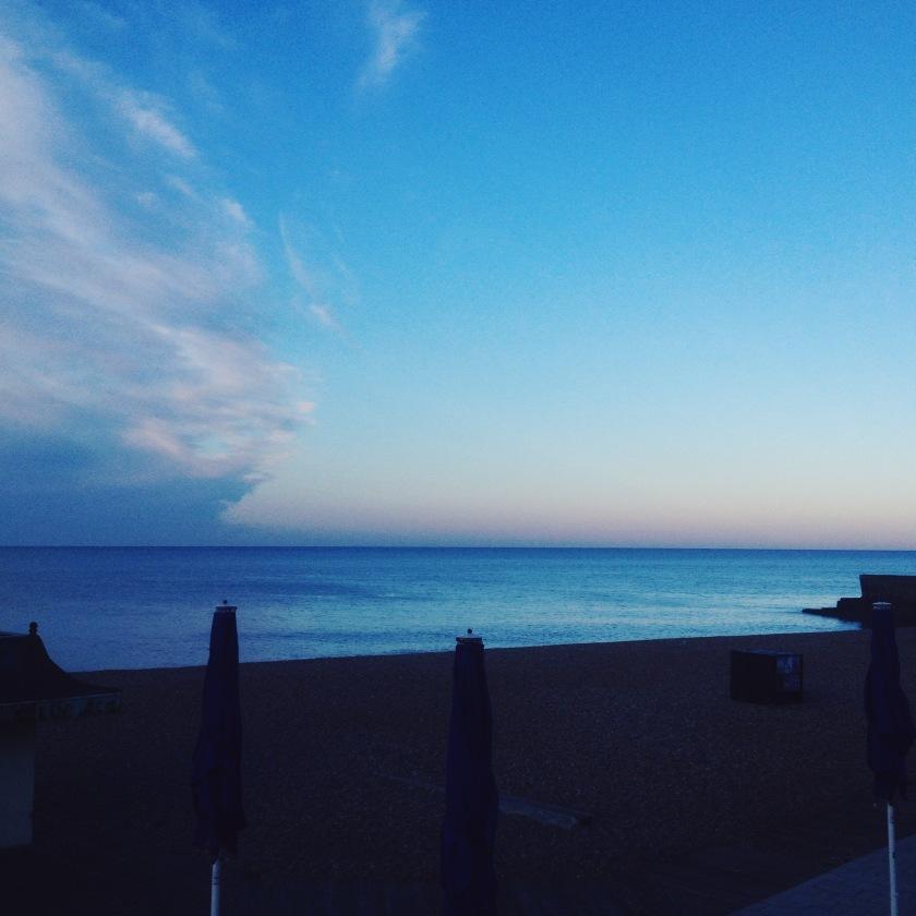 Brighton at Sunrise