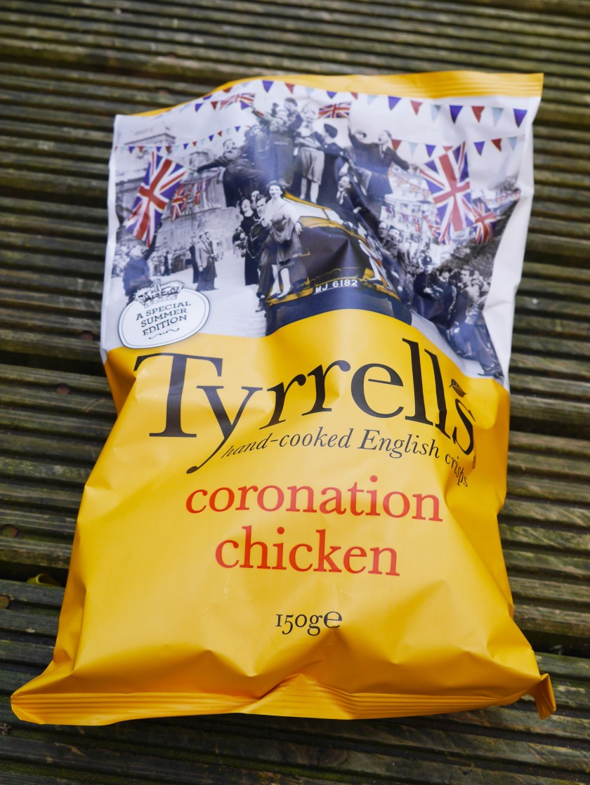 Tyrrell's Coronation Chicken