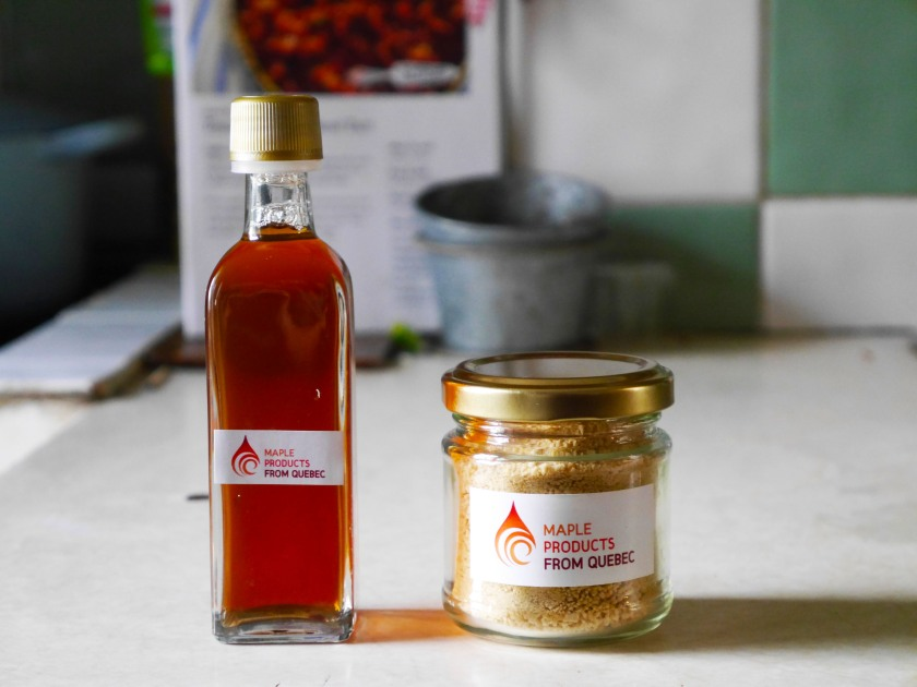 Maple Sugar and Maple Vinegar