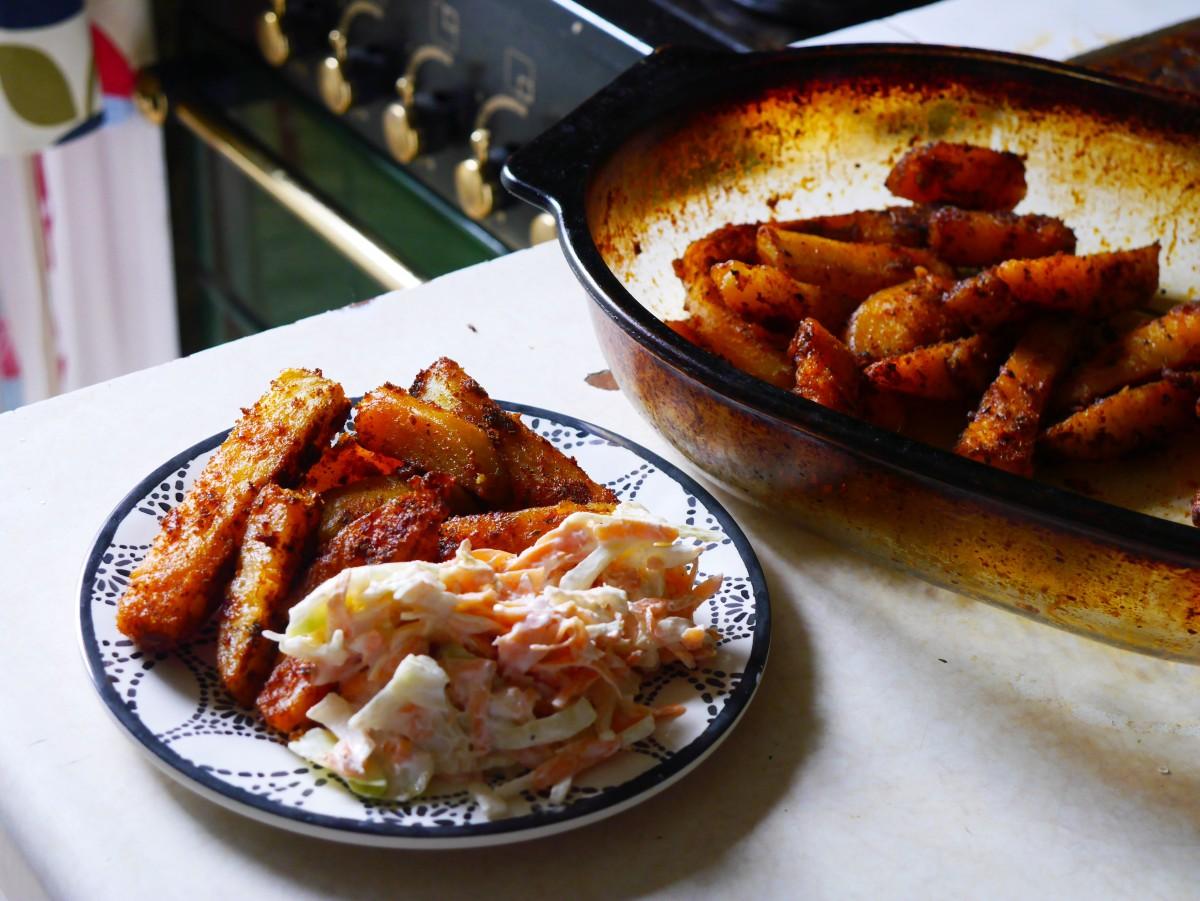 The Perfect Potato Wedge Spice Mix