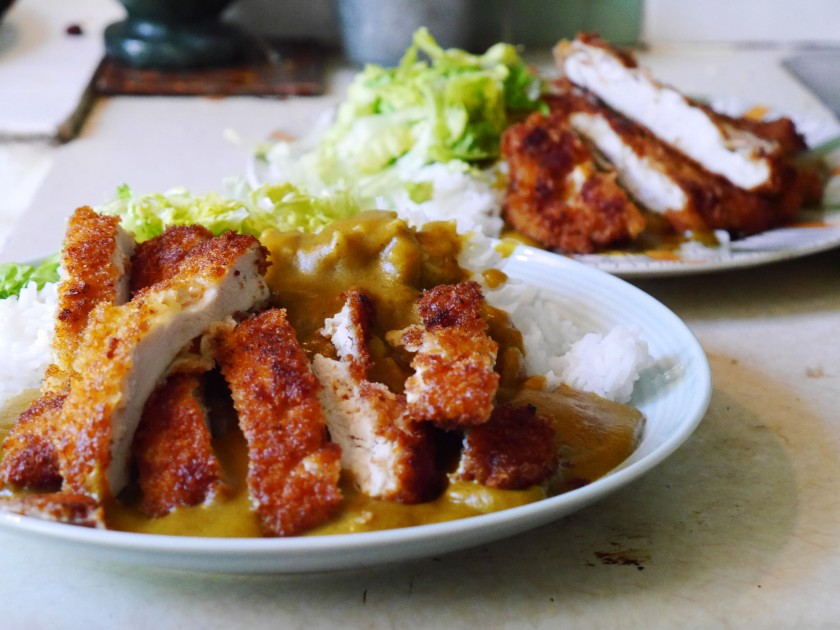 Kind Of Katsu Curry Cate In The Kitchen