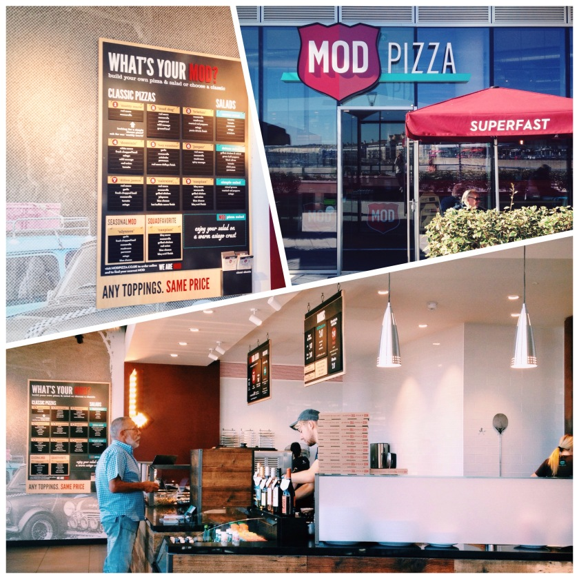 MOD Pizza Brighton Marina Review