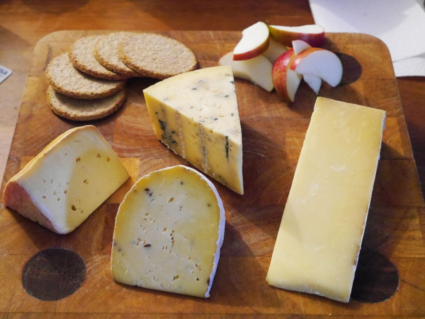 The Cheese Shed Cheese Subscription Box