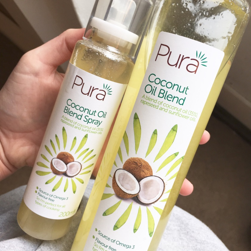 Pura Coconut Oil Blend