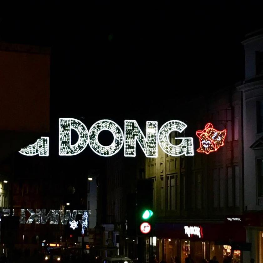 Brighton Christmas Lights 2016