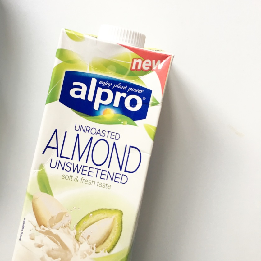 Alpro Unsweetened Unroasted Almond