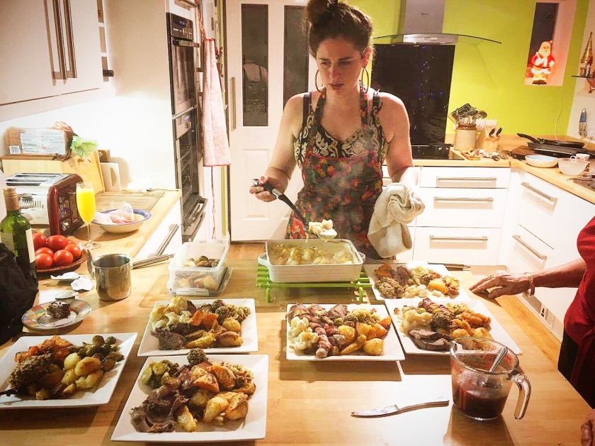 How to Cook Christmas Dinner By Yourself