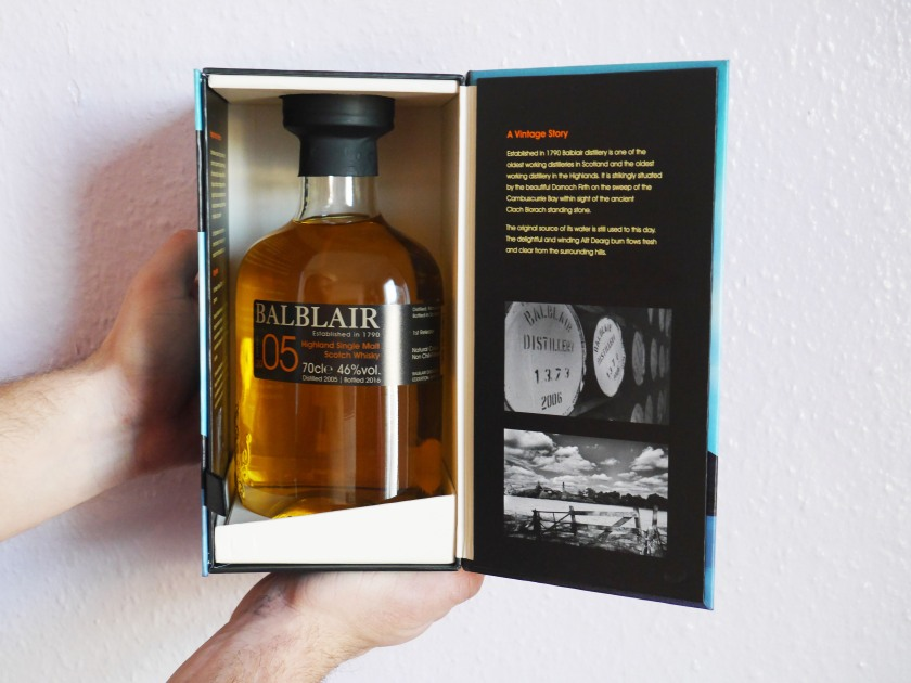 Balblair Whisky