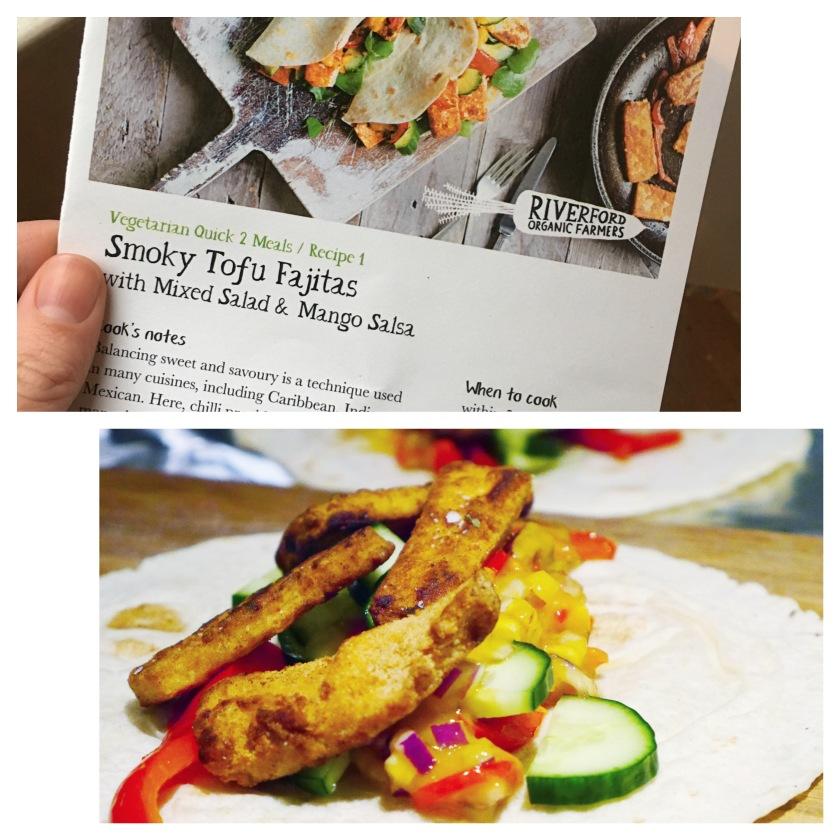 Riverford Quick Vegetarian Recipe Box
