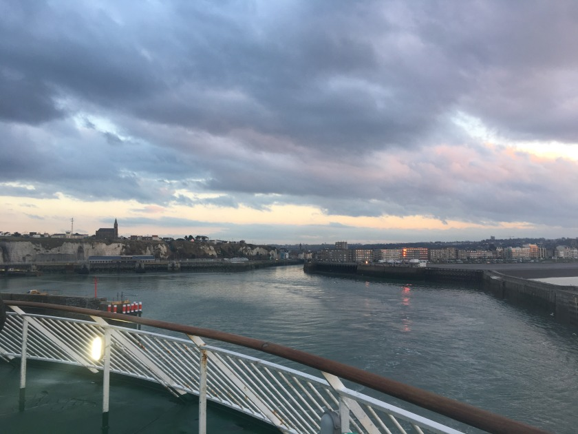 Dieppe to Newhaven