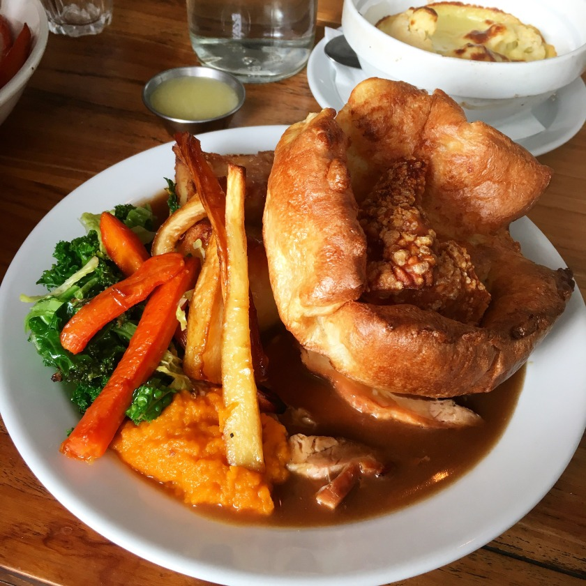 Busby and Wilds Roast Dinner Review