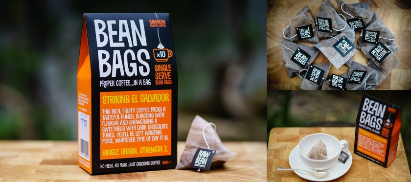 Raw Bean Coffee Bags Review