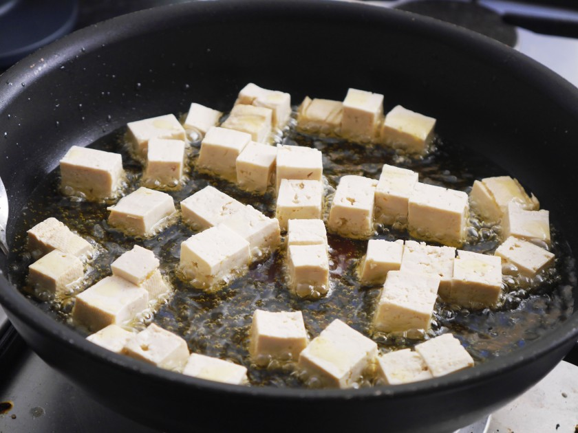 How to Cook Crispy Tofu