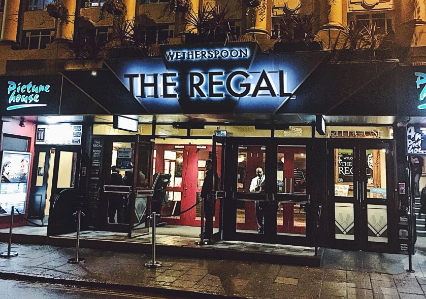 The Regal, Cambridge